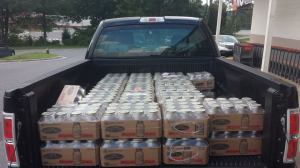 Truck with jars