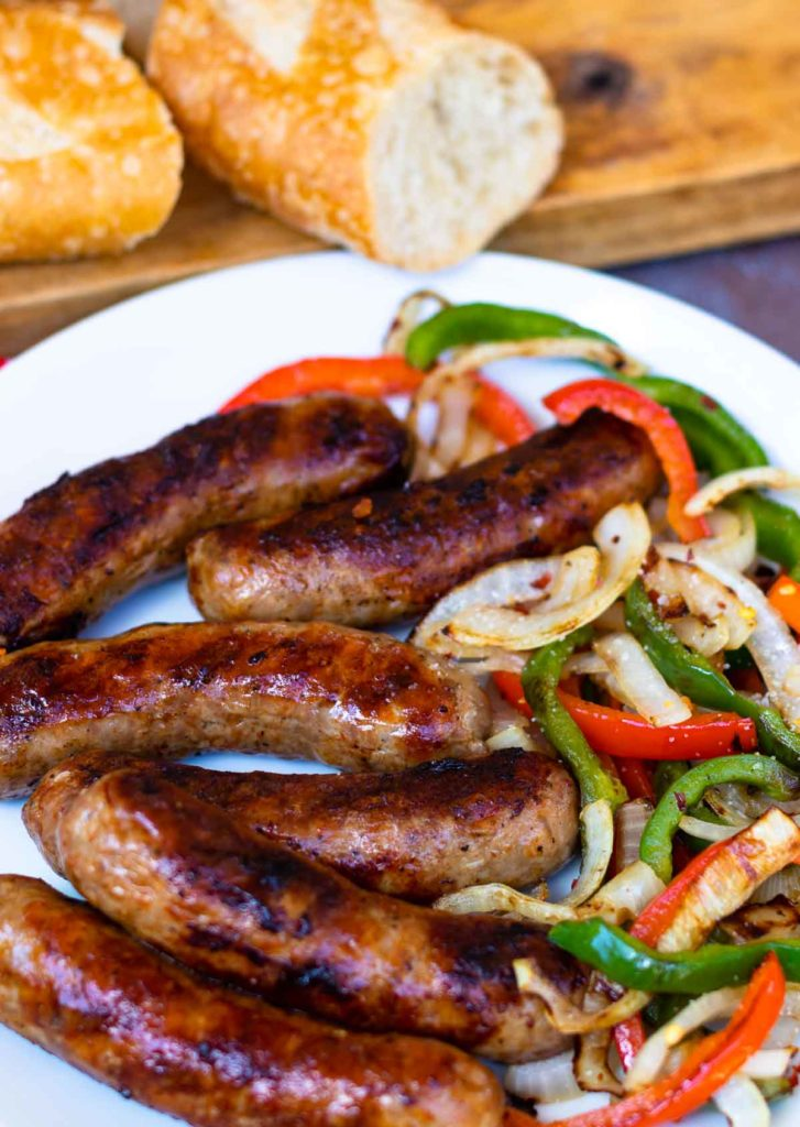sausage peppers